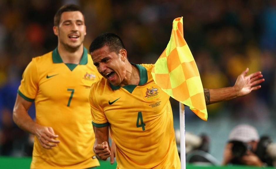 Socceroo Tim Cahill